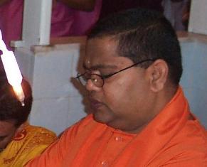 Swami Shiveshwarananda photo