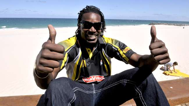 chris gayle and his west indies friends always chill with salim hotel tower