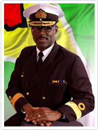 gary best - guyana defence force chief of staff