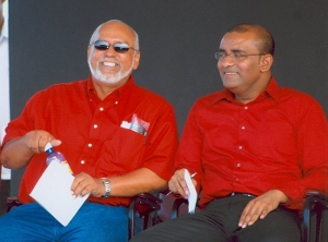the cocaine gangsters. donald ramotar & bharrat jagdeo