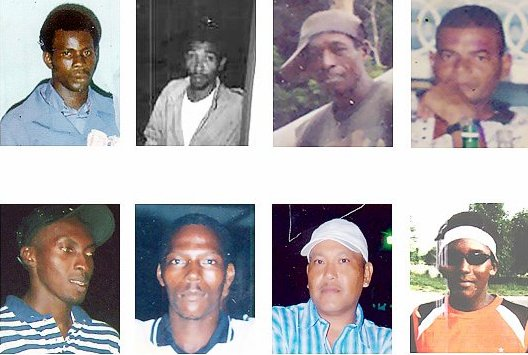 lindo creek massacre victims photo