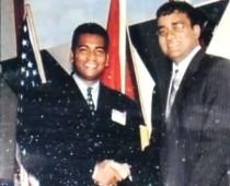 convicted felon ed ahmad & barry jagdeo