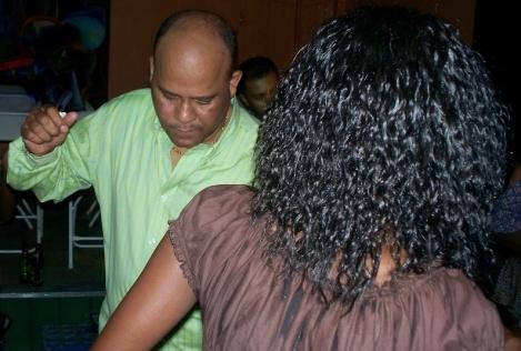 more murders in Guyana – Ashook Ragghu shot dead @ botanical gardens, wife shyrazadiwounded
