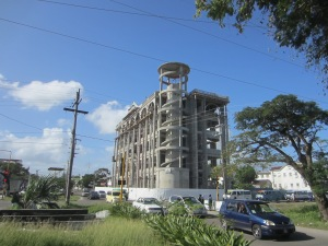 yog mahadeo towers - camp & lamaha, georgetown guyana