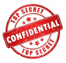 top secret confidential