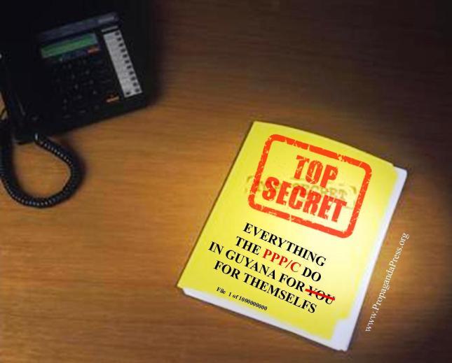 top secret ppp