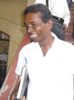 Trevor Reid Assistant Superintendent. Guyana Police. chief torture man famous for setting genitals on fire etc