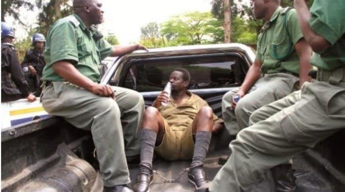 Pastor Robert Martin Gumbura imprisoned for raping 4 members of his congregation
