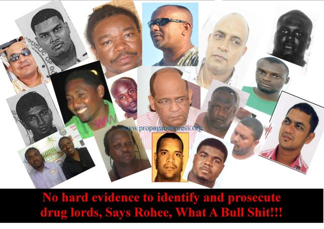 Guyana Drug Lords