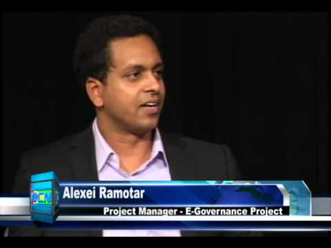 alexi ramotar in charge of guyana govt surveillance systems