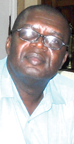 Senior Superintendent of Police Edgar Thomas, a negroe gun for hire