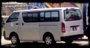 guyana govt vehicle PRR 2145 frequents drug house multiple times a day