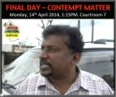 Fraudster Joseph Bhaskaran might go to jail today in Guyana