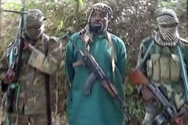 Boko Haram terrorist  leader Abubakar Shekau