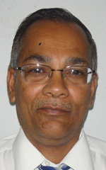 Deodat sharma unqualified Guyana auditor general