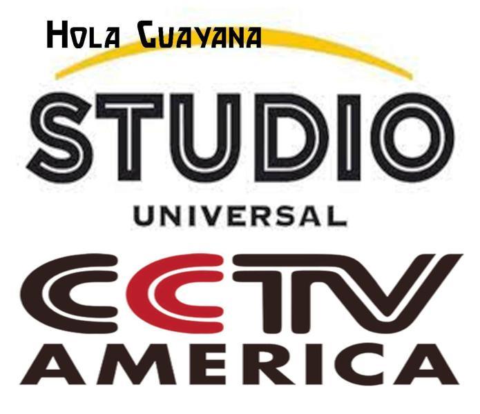 Hola Guayana, CCTV CH27 now Studio Universal Spanish?