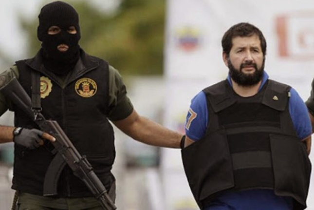 Spanish police have arrested a Colombian drug boss Hernan Alonso Villa, AKA 'The Mouse', the alleged leader of a major cocaine smuggling gang accused of 400 killings