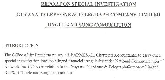 ncn audit report 2012