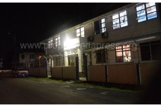albertown police station guyana 2