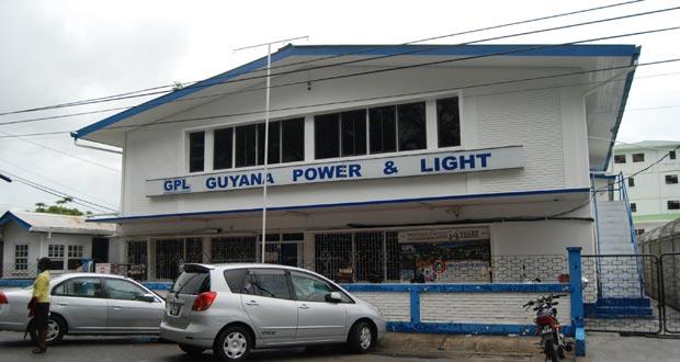 guyana power and light head quarters