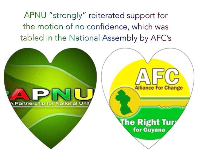 APNU AFC