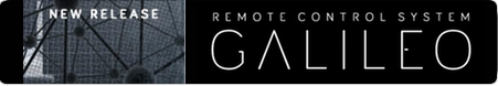 remote control system galeleo