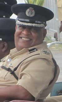Assistant Commissioner of Police balram persaud